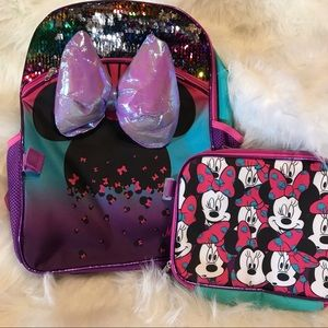 Disney Minnie Mouse full size backpack